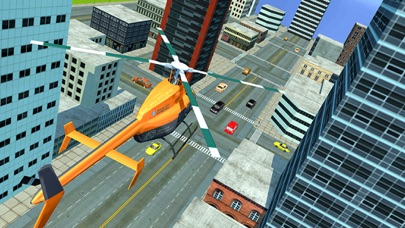 USA President Helicopter Sim screenshot one