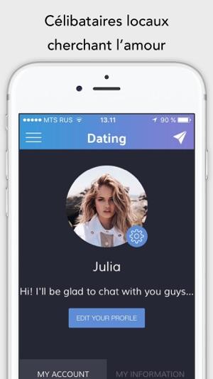 Informations sur Zoosk app pour iPhone & iPad - rencontre, chat, amour