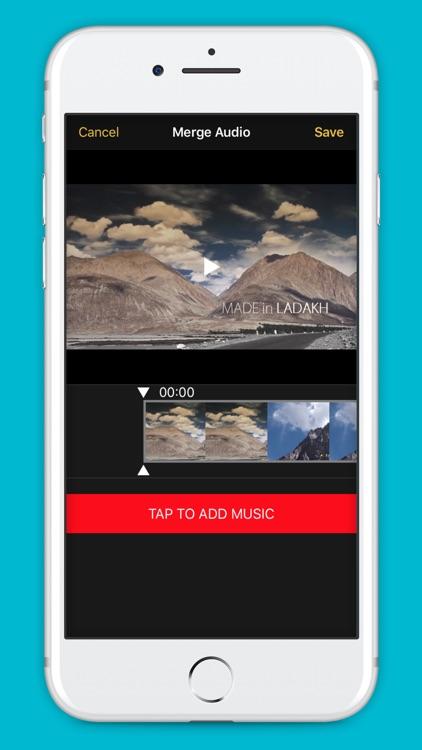 ViiV - Add Music to Video, Cut & Trim Video Editor screenshot-4