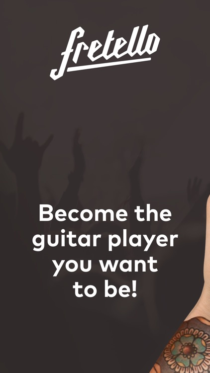 Fretello - Learn Guitar & Improve Your Skills