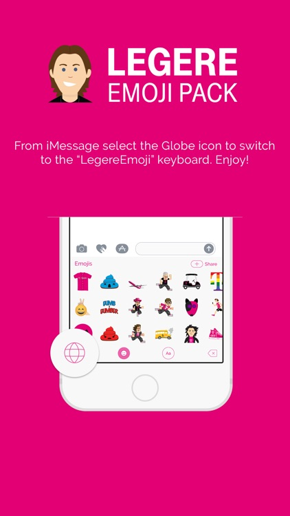 LegereEmoji Keyboard screenshot-2