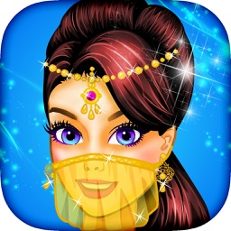 Hijab Girl - Dress Up Game