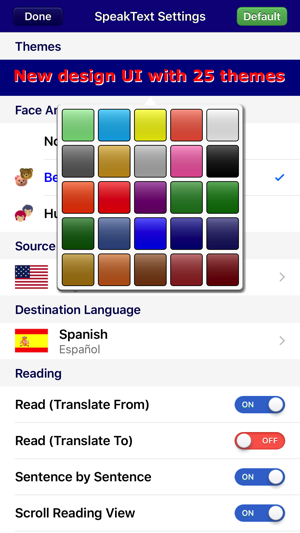 Speaktext for me on the app store fandeluxe Gallery