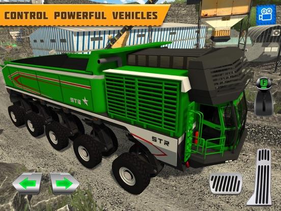 Игра Quarry Driver 3: Giant Trucks