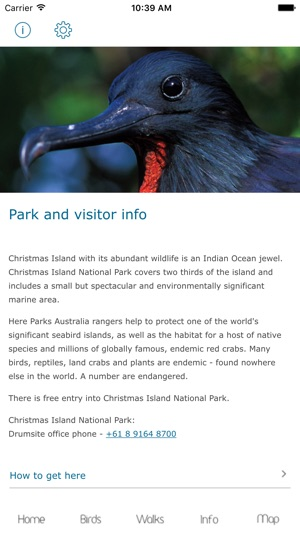 Christmas Island Birds On The App Store
