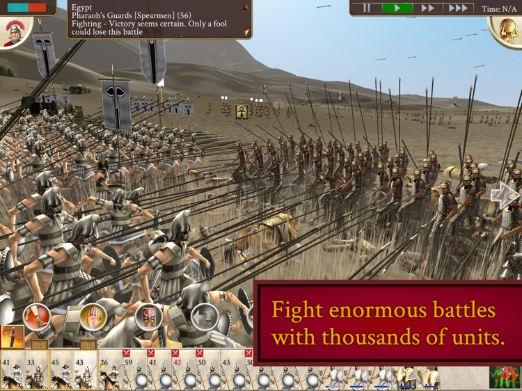 ROME: Total War screenshot-3