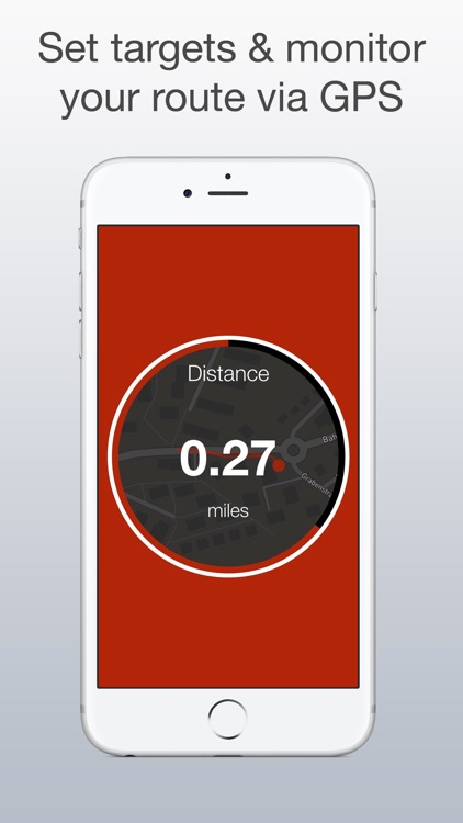 jS Run Pro - Running, Walking & Step Tracker screenshot-3