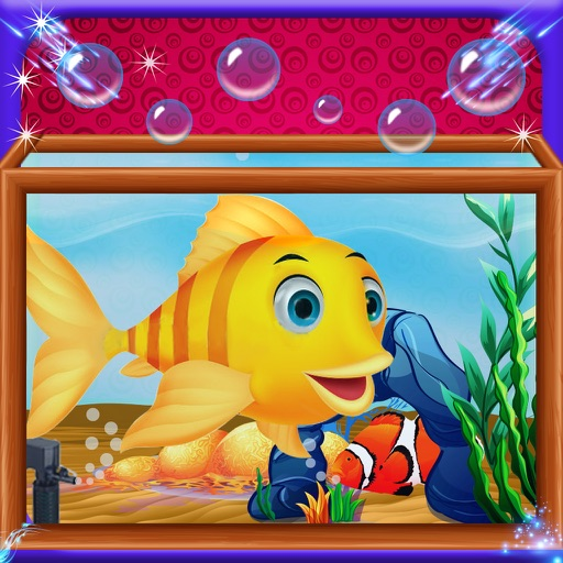 My Fish Tank Aquarium & Pet Care Game iOS App