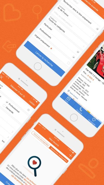 leboncoin: petites annonces immo, emploi et autres screenshot-4