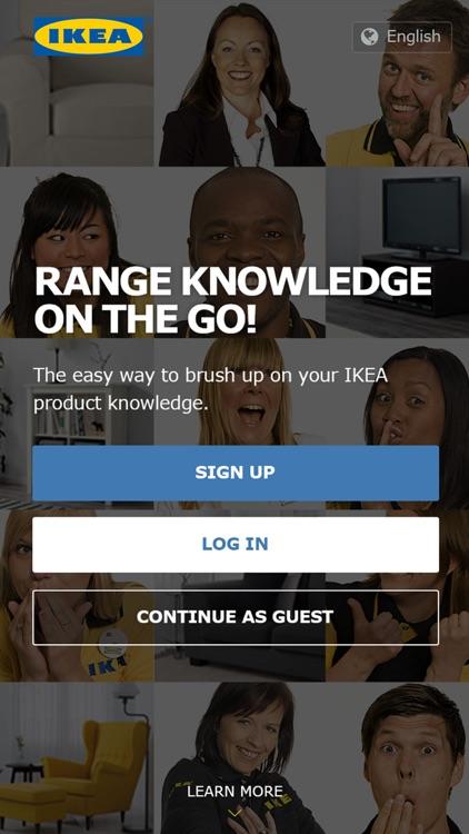 Range knowledge on the go!
