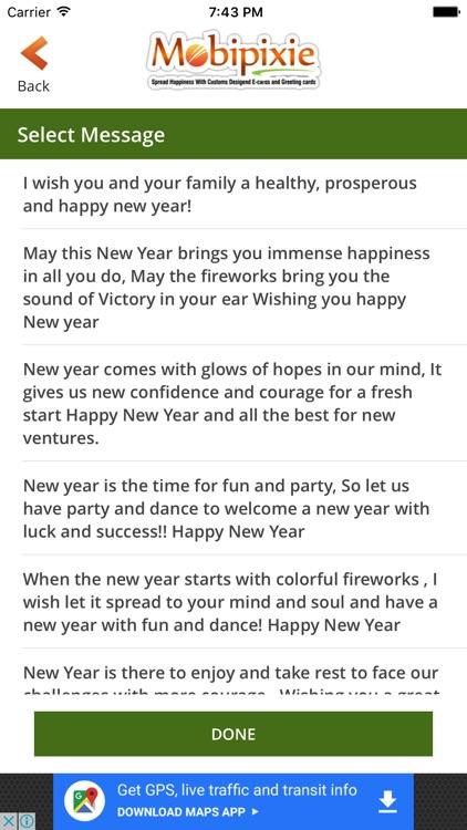 E-cards & Greetings screenshot-3