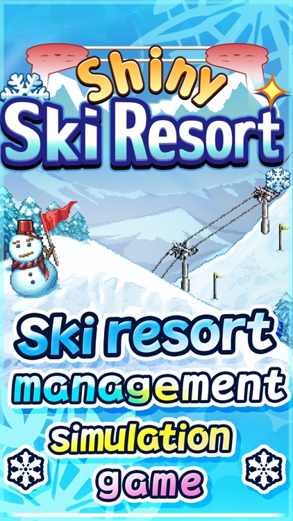 Shiny Ski Resort screenshot-4