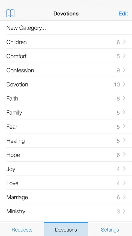 Prayer App - Christian Journal screenshot-4