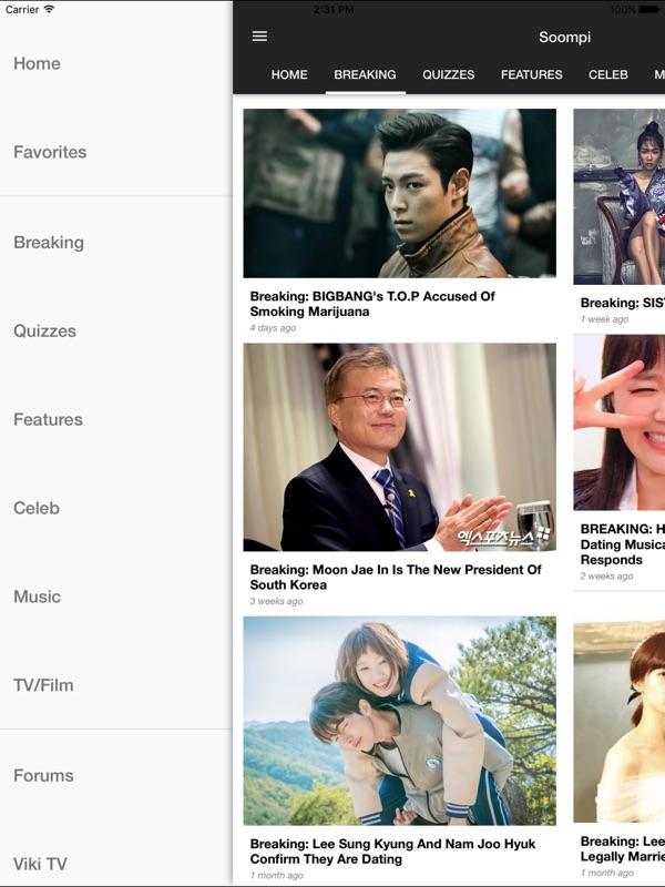 Soompi Kpop/Kdrama News - Online Game Hack and Cheat