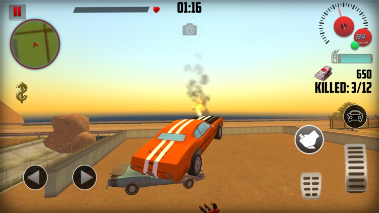 Mafia Crime Simulator 2017 screenshot-4