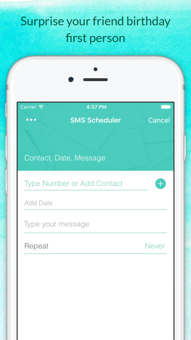 Bulk Group SMS Service - Auto Reply Text Message by Sittiporn
