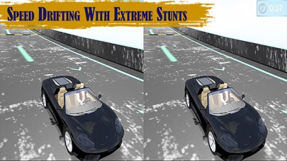 VR Extreme Stunts Motor Car: Real Sky Drive screenshot three