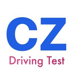 Autoškola CZ řidičský teoretický test - 2017