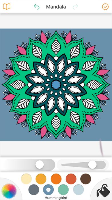 Mandala Coloring Pages 2017 screenshot two