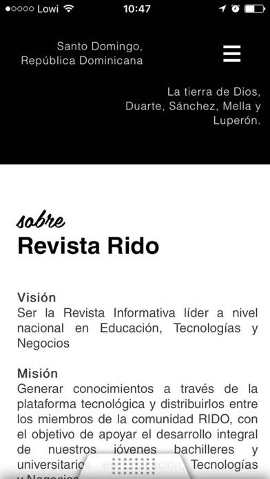 RevistaRido screenshot 5