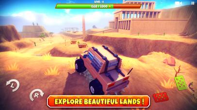 Zombie Safari screenshot 1