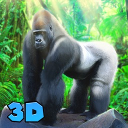 Angry Gorilla Wild Life Quest
