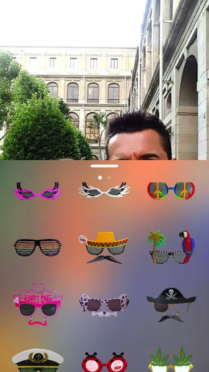 Photo Glasses screenshot-3