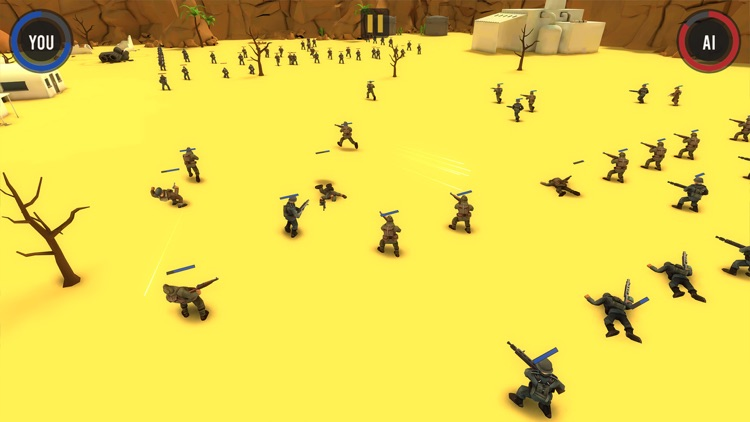 Epic Battle Sim: World of War screenshot-4