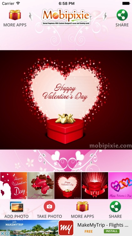 Valentine Week Ecard Greetings By Rapidsoft Systems