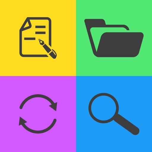 MobiFolders 3 iOS App