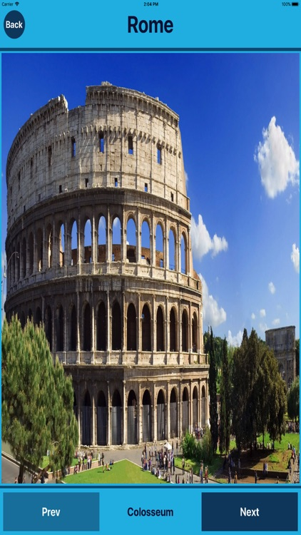 Rome Italy, Tourist Places
