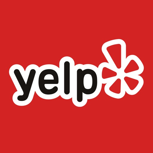 Yelp: Discover Local Favorites application logo