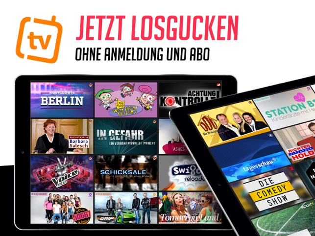 dailyme TV: Serien Filme Shows Screenshot