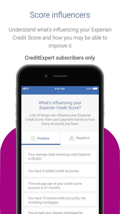 Experian: Credit Score Check screenshot-3