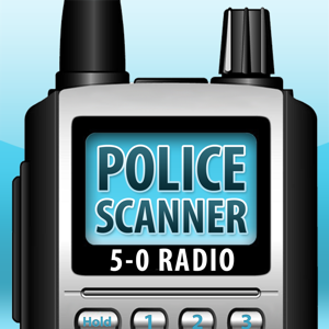 5-0 Radio Police Scanner Utilities app