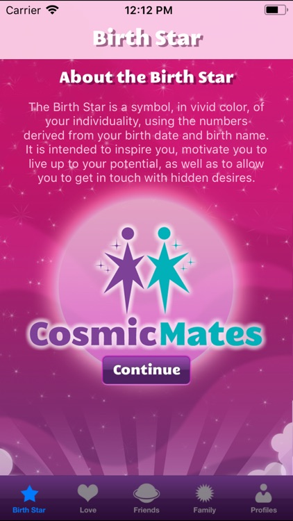 CosmicMates
