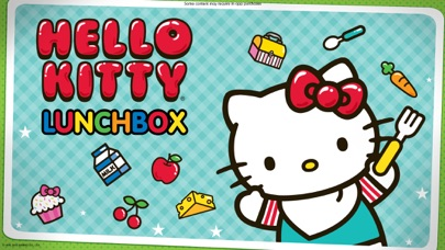 Hello Kitty Lunchbox screenshot one