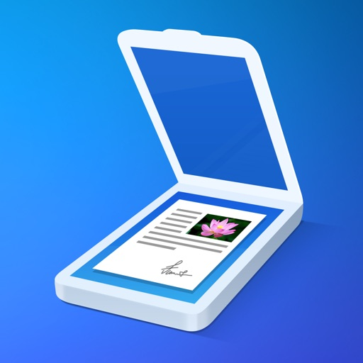 Scanner Pro by Readdle application logo