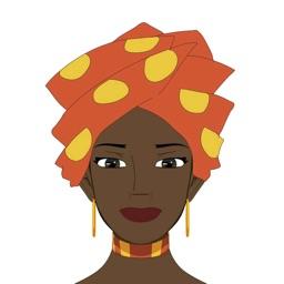 Afrimoji Afro-Caribbean Emojis