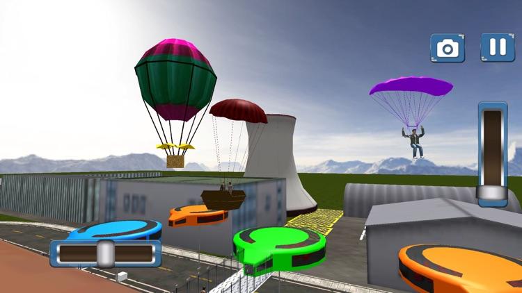 Gyroscopic City Bus Driving screenshot-4