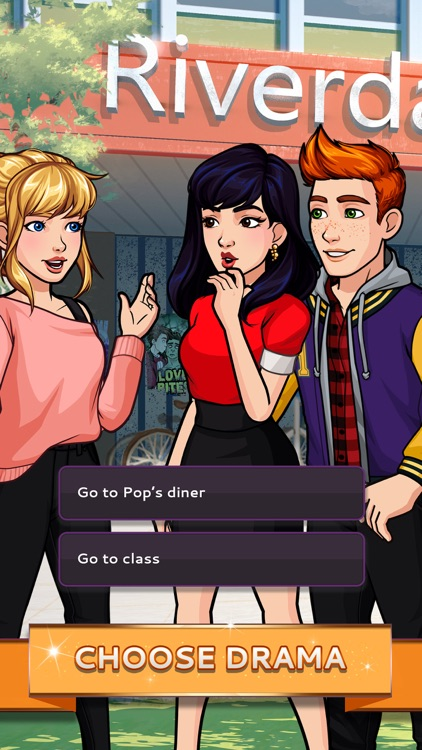 What's Your Story ft Riverdale screenshot-0