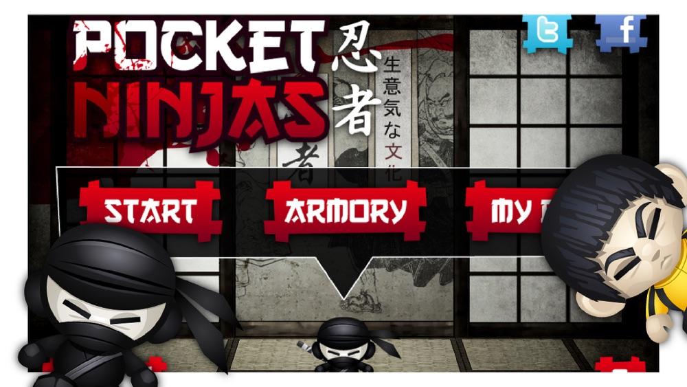 Pocket Ninjas Cheat Codes