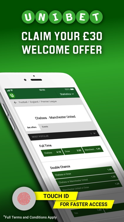 Unibet - Live Sports Betting screenshot-0