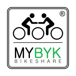 MYBYK   Rent a cycle at home