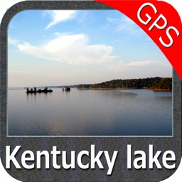 Kentucky Barkley Lakes Charts