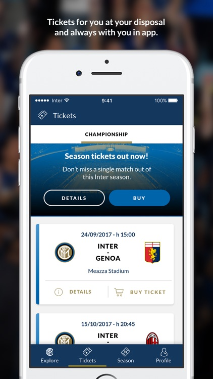 Inter Official App screenshot-3