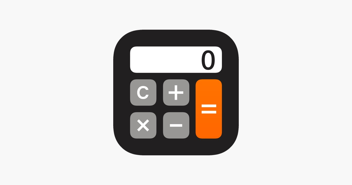 calculator app for iphone the calculator on the app 13716
