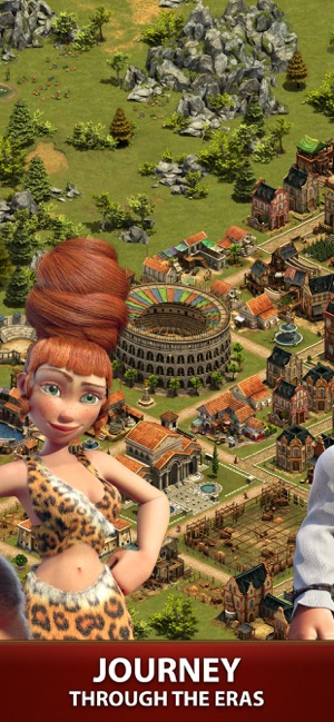 forge of empires cleopatra