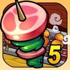 楽しい焼き5-  シンプルで面白い暇つぶしに最適ゲーム icon