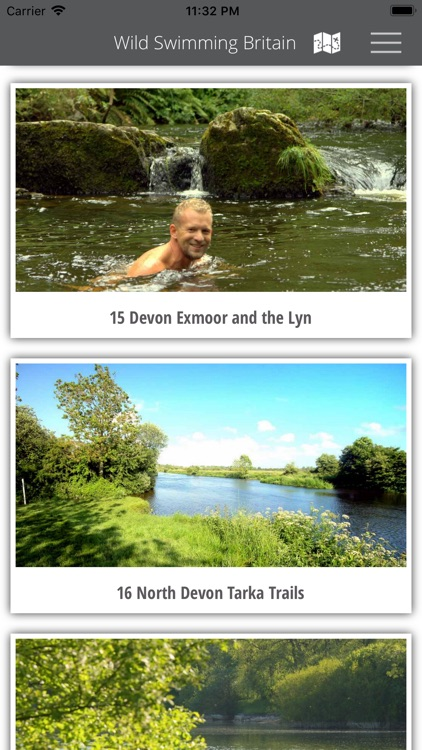 Wild Swimming Britain